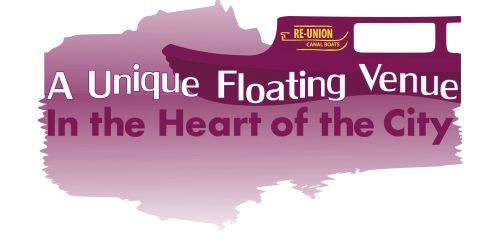 Unique Floating Venue