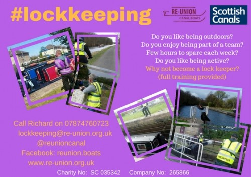 lockkeeping flyer